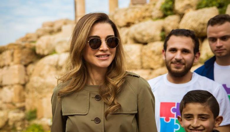 """نائب اردني يتطاول على الملكة """"رانيا """" والطراونة يتدخل"""