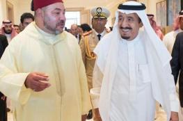 العاهل المغربي يشيد بالملك سلمان