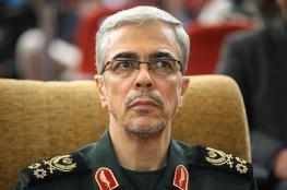 رئيس أركان الجيش الايراني يهدد باغلاق مضيق هرمز