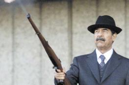 بريطانيا تقصف قصرا سابقا للشهيد صدام حسين في الموصل