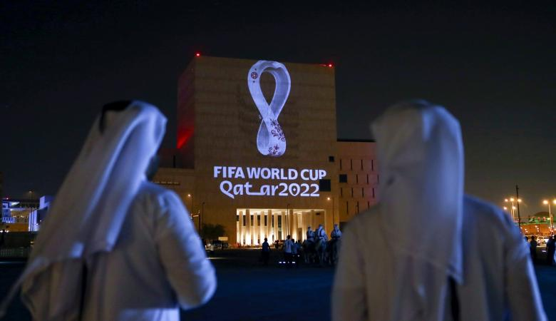 قطر تكشف عن شعار مونديال 2022