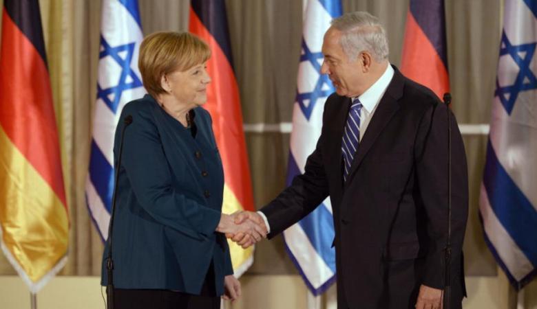 المانيا تنحاز لاسرائيل من جديد وتضع قوانين تعاقب من يقاطعها