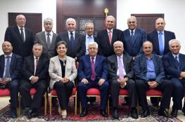 الرئيس يصادق على توزيع مهام اللجنة التنفيذية