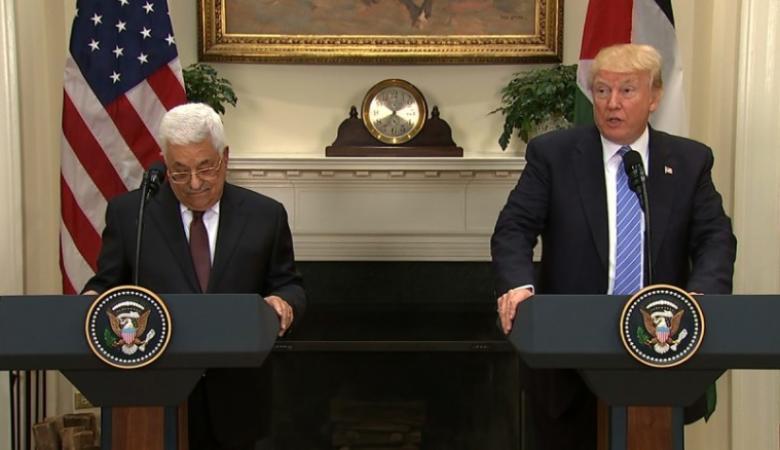 اسرائيل تحاول احباط لقاء بين الرئيس وترامب