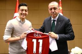 """أردوغان في مقدمة حضور عرس النجم الألماني """"أوزيل"""""""