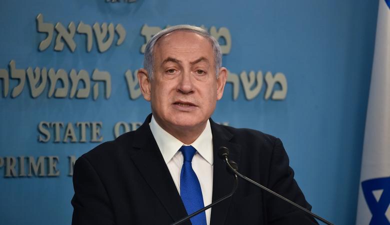 """نتنياهو يعرض على الفلسطينيين شروطه لاقامة """"كيان لهم """""""