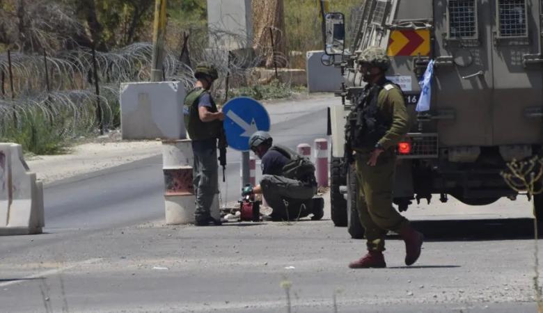"""""""اسرائيل """" تعتقل طبيب اسنان حاول منع طعن مستوطنين في """"عزون """""""