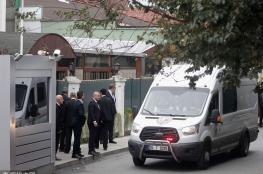 النائب العام التركي يصدر امرا باعتقال مسؤولين كبار في السعودية