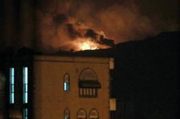 مقتل 40 عسكري يمني بقصف صاروخي