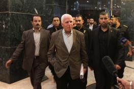 """حماس لعزام الأحمد : منعنا """"اسرائيل """" من التقدم  متراً واحداً في غزة"""
