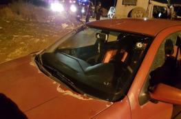اصابة مستوطن بعملية اطلاق نار غرب رام الله