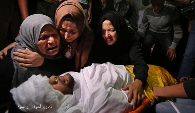 """الجهاد الاسلامي تحمل """"اسرائيل """"مسؤولية التصعيد في غزة"""
