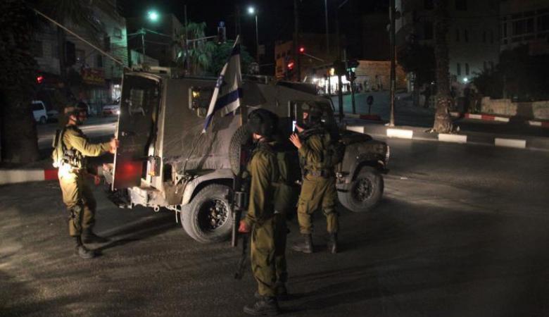 مصادر إسرائيلية: تعرض البرج العسكري المقام على أراضي النبي صالح لإطلاق نار