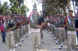 مسيرة كشفية في القدس لمناسبة ذكرى المولد النبوي الشريف