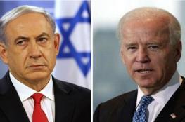 نائب الرئيس الامريكي بايدن : العمليات التي ينفذها الفلسطينيون لا تطاق