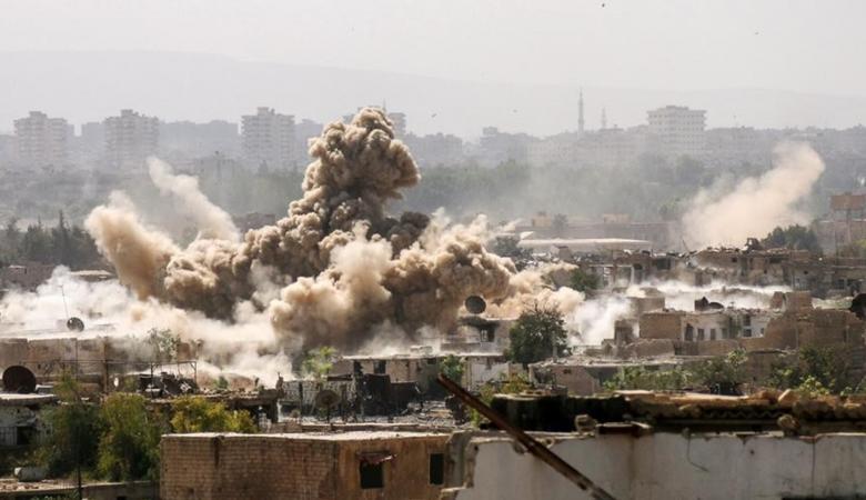 180 ألف سوري نزحوا من مناطق الشمال بعد بدء عملية عسكرية لاستعادة إدلب