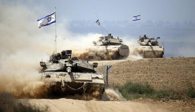 توغل محدود لآليات الاحتلال شرق وشمال القطاع