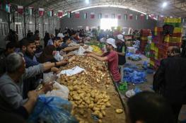 تراجع القدرة الشرائية للمواطنين في قطاع غزة 60%