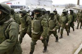 روسيا تنشر قوات خاصة في مصر