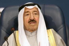 أمير الكويت يحذر من انهيار مجلس التعاون الخليجي