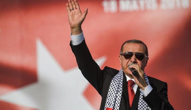اردوغان : القدس مدينتنا وفخورون بالدفاع عن فلسطين