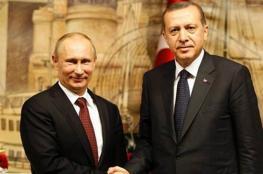 تركيا : علاقتنا مع روسيا عادت إلى سابق عهدها