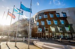 البرلمان الاسكتلندي يناقش الاعتراف بدولة فلسطين