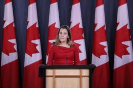 كندا تغلق سفارتها في فنزويلا بشكل مؤقت
