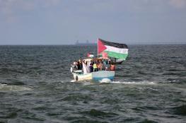 اسرائيل تهدد بتقليص مساحة الصيد في بحر قطاع غزة