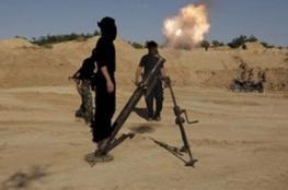قصف مستوطنة اسرائيلية بقذاف هاون من سيناء