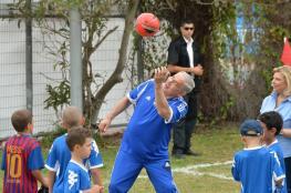 نتنياهو يحلم بمباراة كرة قدم بين منتخبي إسرائيل وإيران في طهران!