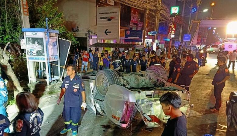 مقتل 15 شخصا في هجوم اطلاق جنوب تايلند