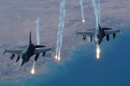 معركة الموصل ...التحالف بدأ بقصف مواقع داعش