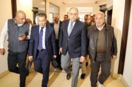 الوفد الأمني المصري في غزة اليوم