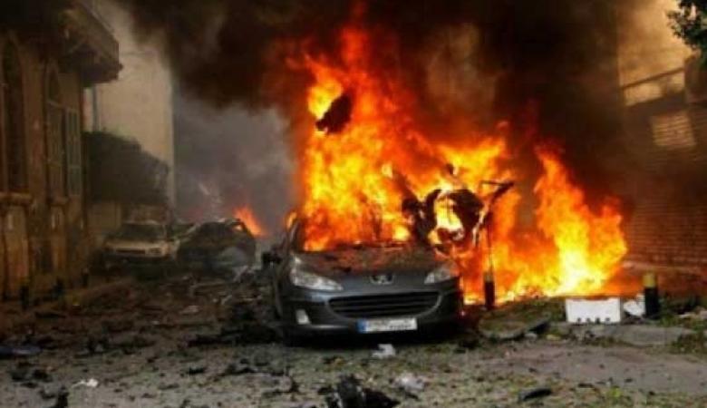 مقتل 7 أشخاص في انفجار سيارة مفخخة بسوريا