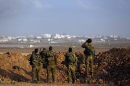 الجيش الإسرائيلي: فرص التصعيد في غزة كبيرة