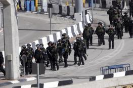اعتقال 19 مواطنا من مخيم شعفاط بحملة عسكرية اسرائيلية