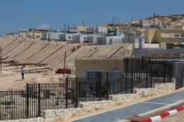 """الاحتلال يجرف اراضي في رام الله لتوسيع مستوطنة """"حلميش """""""