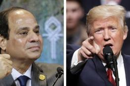 للمرة الثانية..واشنطن تهدد بفرض عقوبات على مصر