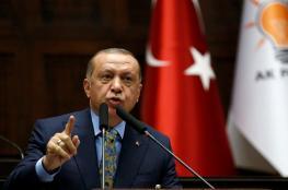 أردوغان: نعارض أي إجراء يمس حل الدولتين