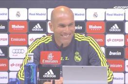 سداسي ريال مدريد يتصدر القائمة المحتملة لضحايا زيدان