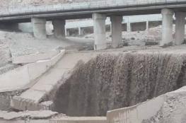 الرجوب يحذر المواطنين من التوجه الى البحر الميت خلال 48 ساعة القادمة