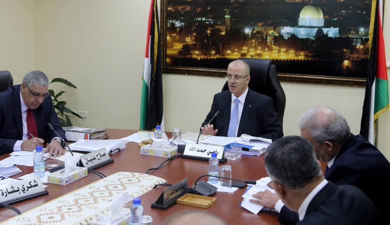 مجلس الوزراء يعلن عن تكثيف تواجده في غزة