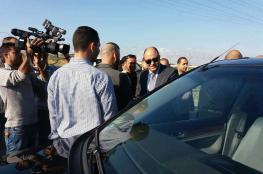 وفد من الحكومة والمخابرات المصرية يصلان غزة لتسلم معابرها