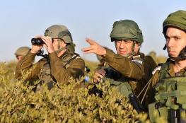 قائد الجيش الاسرائيلي : قواتنا ستواصل عملياتها العسكرية بغزة