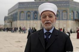 مفتي فلسطين يجيز اداء صلاة العيد جماعة وفق ضوابط