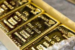 الذهب في اعلى مستوى منذ ستة أسابيع