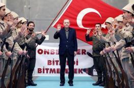 اردوغان : المعارضة تسعى في الخفاء لاستهدافي شخصيا