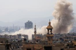 معارك ضارية بين النظام والمعارضة في دمشق