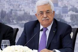 الرئيس عباس: نقف مع الإمارات ضد أي عدوان خارجي